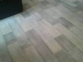 Lovely cusion floor in near new condition.20ft x 9.3 foot