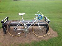 Vintage Peugeot Ladies Racing Bike