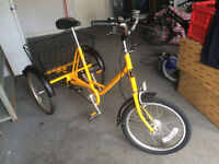 Tricycle for sale-bargain price