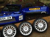 Mg Zr parts for sale ready to go