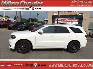 2015 Dodge Durango R/T AWD 5.7L Hemi Sunroof 8.4navigation
