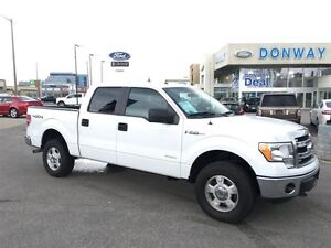 2014 Ford F-150 SuperCrew 3.5L V6 Ecoboost, CERTIFIED PRE-OWNED,