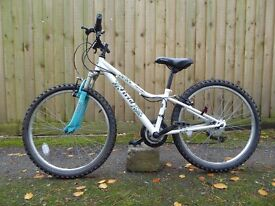 Childs Mountain Bike, Age 7+. Excellent Condition.