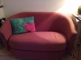 Sofa perfect for a small room, 4 ft lenght, 3 ft height, 2.5 ft depth