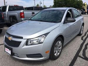 2012 Chevrolet Cruze LS 1.8L Bluetooth USB  AUX Input CLEAN CAR