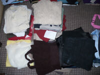 Huge bundle/job lot of 30 ladies clothes size 10 and 12. All clean and good condition. For resale.