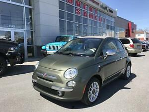2016 Fiat 500C, DÉCAPOTABLE LOUNGE, BLUETOOTH