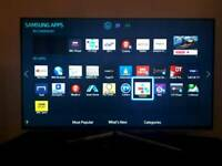 Samsung 48 inch led smart tv in exelent condition