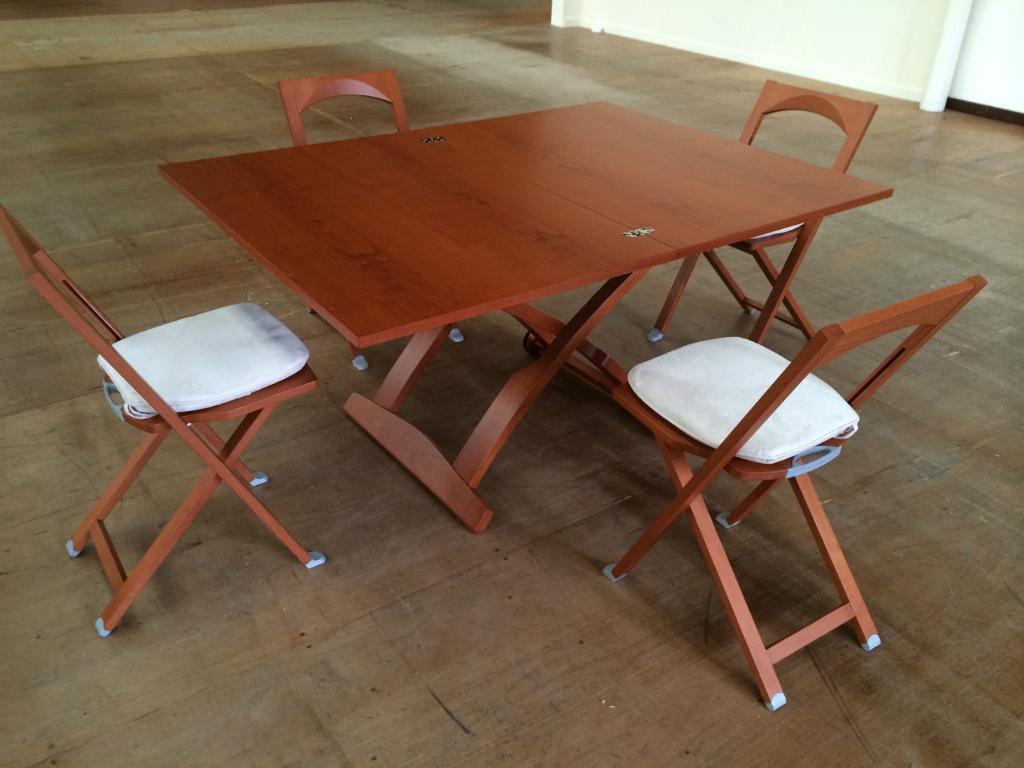 Calligaris Mascotte Folding table and caligaris olivia  : 86 from gumtree.com size 1024 x 768 jpeg 75kB
