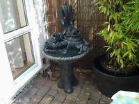 Henri Studio ornate 4ft fountain
