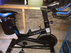 Hardly used, Roger Black spin/exercise bike