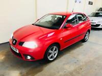 Seat Ibiza 1.4 dab special edition in immaculate condition 1 years mot full service history