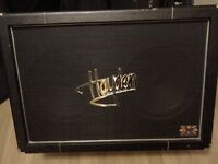 Hayden 2x12 guitar cab made in UK