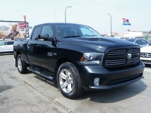 2013 Ram 1500 Sport 4X4|GPS|B.CAMERA|LEATHER|SUNROOF
