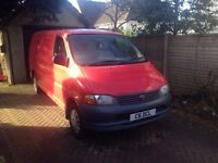 Toyota Hiace 2.4 D4D LWB 2005 for sale good condition private number plate included