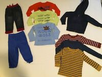Boys clothing bundle 2 years old