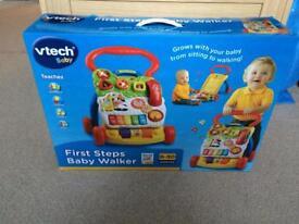 BRAND NEW Vtech First Steps Baby Walker
