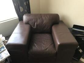 3 piece 2 piece and armchair