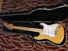 Fender Stratocaster ASH 70s reissue