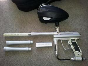 HIGH END paintball equipment! 50% off paid prices (metrotown)