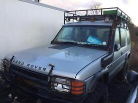 Land Rover discorvery breaking for parts 300tdi