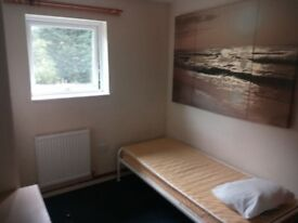 Single room in Camberley close to Frimley Hospital.