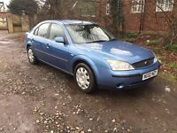 Ford Mondeo LX Automatic
