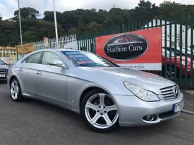 2006 56 Mercedes CLS 320 Cdi 3.0 Turbo Diesel Automatic Low Miles 223 Bhp