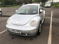 VW Beetle 1.6 3dr | Automatic | Petrol | Reliable Car | MOT: 07 Feb 2019