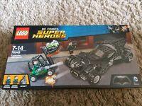 Lego Batman vs Superman set