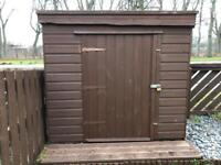Shed 6 x 3 good condition