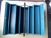 Metal Phil Merco Tool Box