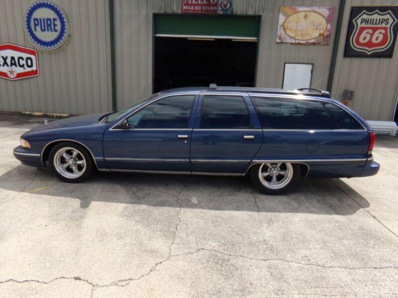 chevrolet caprice 1995 for sale exterior color blue skillter com