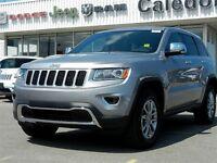 2015 Jeep Grand Cherokee New Limited 4x4 Sunroof Bluetooth Backu
