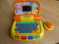 Vtech 'My First Laptop' Childs Computer Game