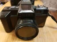 X2 1950s camera's