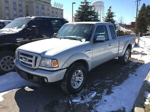 2011 Ford Ranger Sport 4X4 - 5 speed manual
