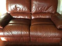 Harvey's large recliner two seater
