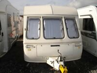 2 Birth Caravan 1992 for sale.Swift Silhouette Diamond