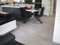 Luxury Oyster Silver Grey Porcelain tiles 11.5sq meters