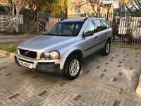 June 2005 1 Owner Volvo XC90 2.5 T SE Petrol 116,500 Miles AWD Geartronic (AUTO) 7 Seater 210 bhp