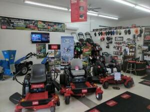Want to mow like a Pro? Own a Toro Zero Turn Mower for as little as $2949 or $85 per month!