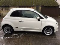 FIAT 500 POP. 1.2L. 74,000 MILES, NEW CAMBELT FITTED. ALLOY WHEELS. CHEAP TAX