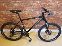 "Carrera Fury. 20"" Frame. Excellent Condition. Disc Brakes. 27 Gears. Mountain Bike Original RRP £700"