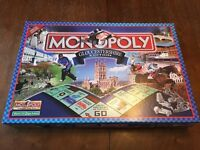 Limited Edition Gloucestershire Monopoly
