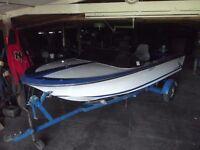 Broom Scorpio Speedboat ,