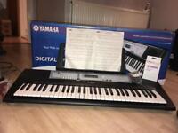 Yamaha keyboard YPT-200
