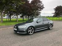 Audi A6 Sline Black edition Factory