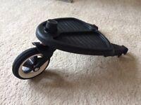 Bugaboo Wheeled board / buggy board - Black
