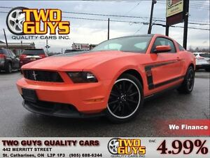 2012 Ford Mustang Boss 302 RARE HOT ROD!!!